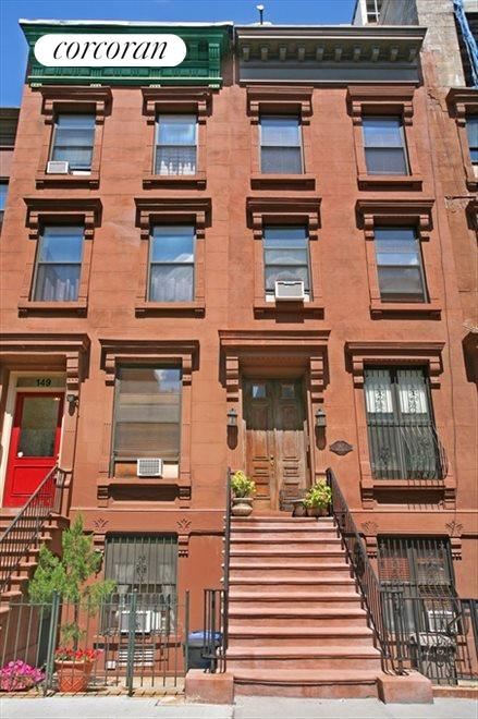 147 West 129th Street, #, Front View