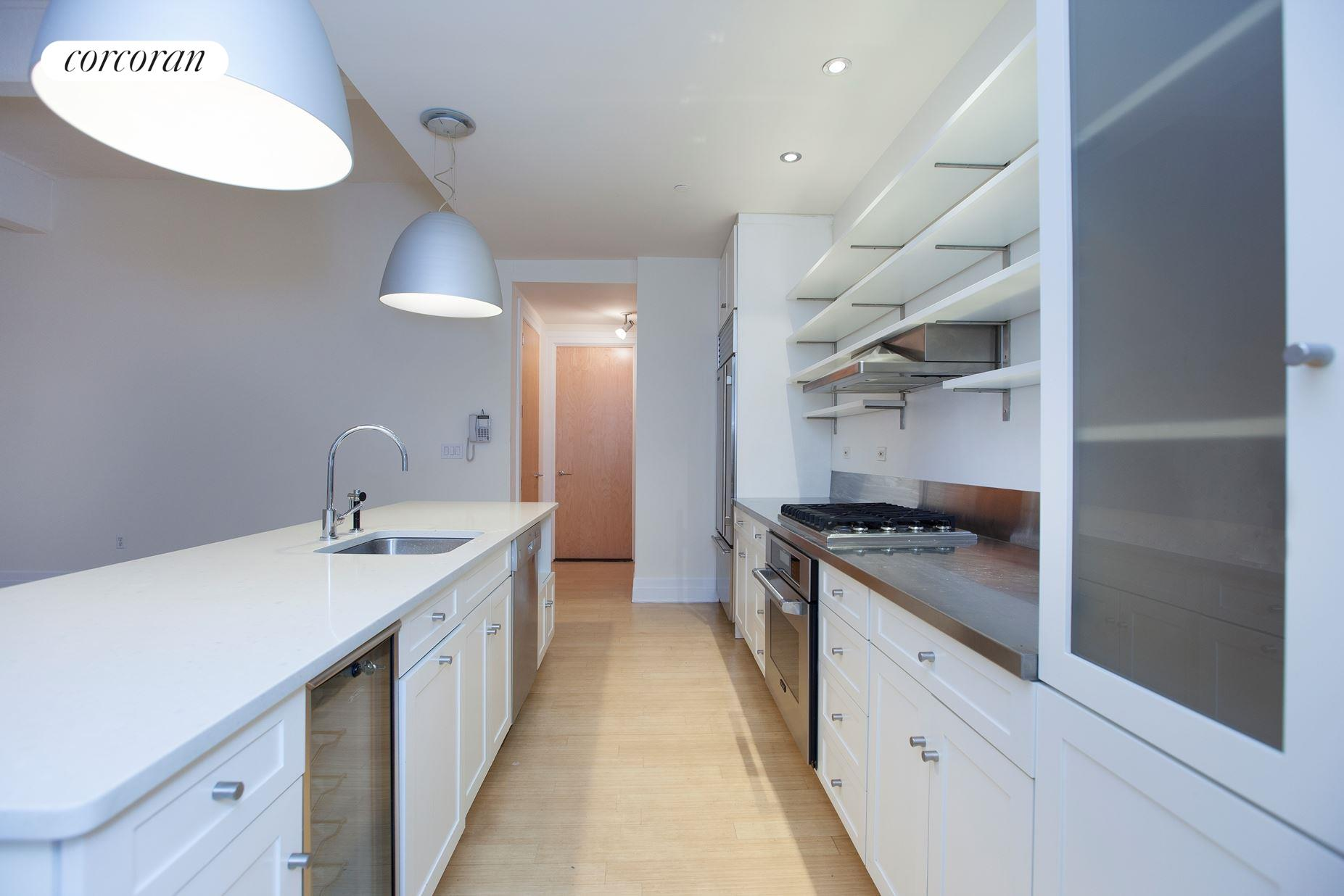 70 Washington Street, 5A, Kitchen