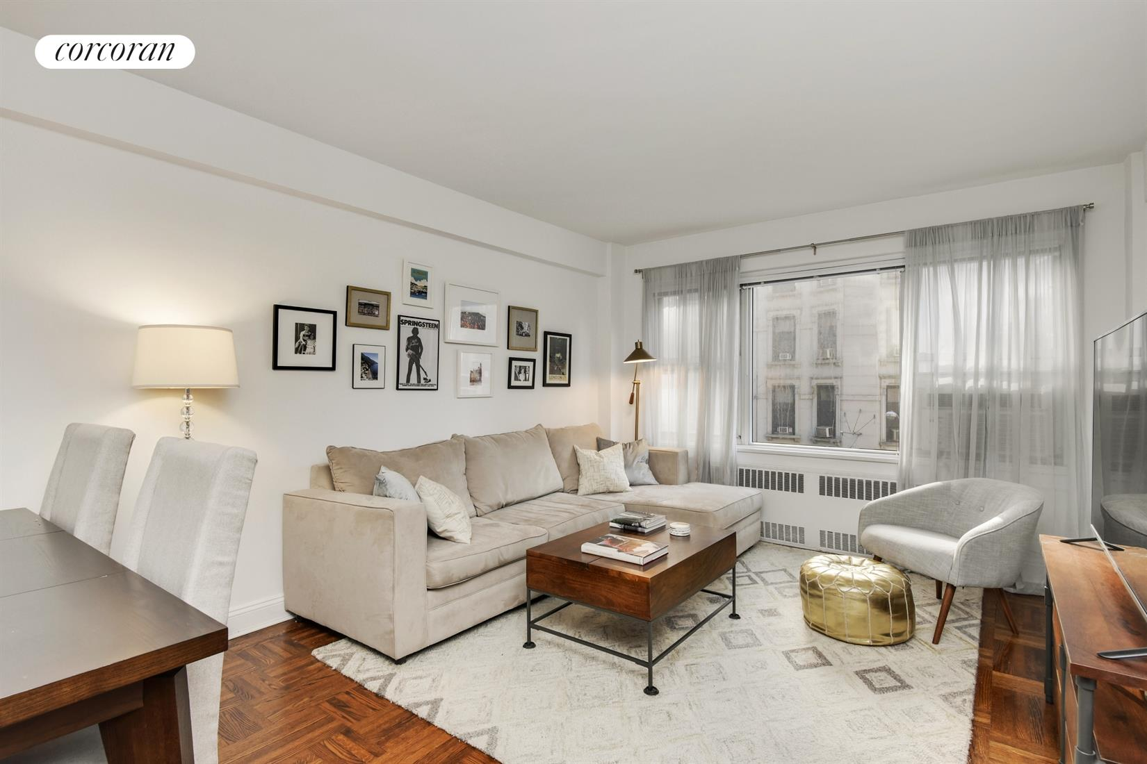 288 Lexington Avenue, 3E, Living Room