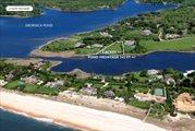 Incredible Georgica Pondfront Property, East Hampton
