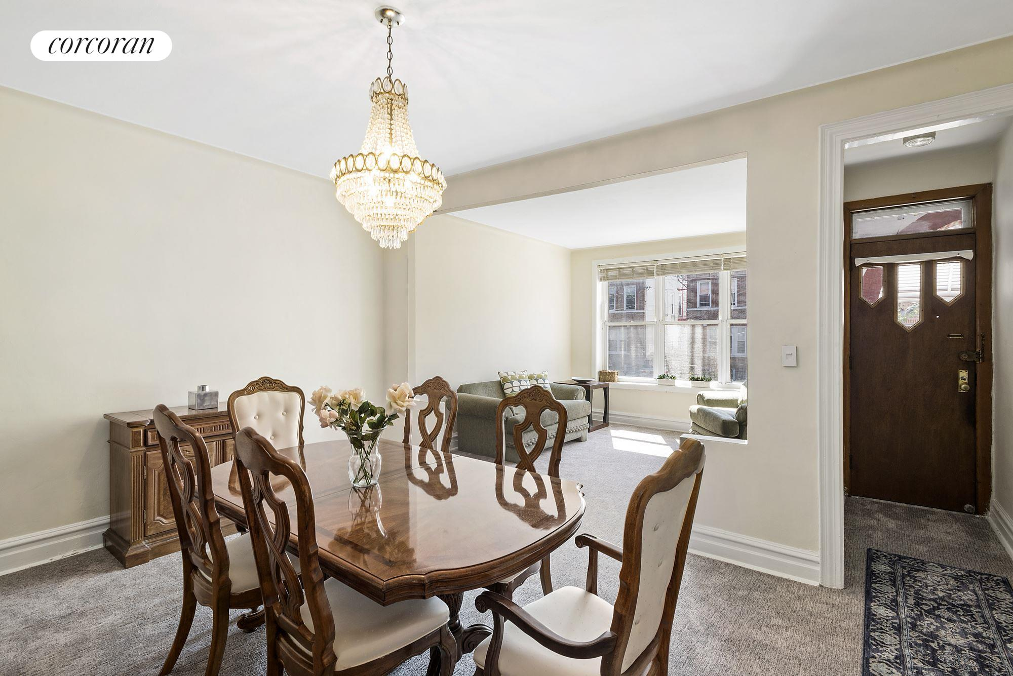 3382 12th Avenue, Dining Room