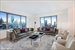 200 East 62nd Street, 29AB, Living Room