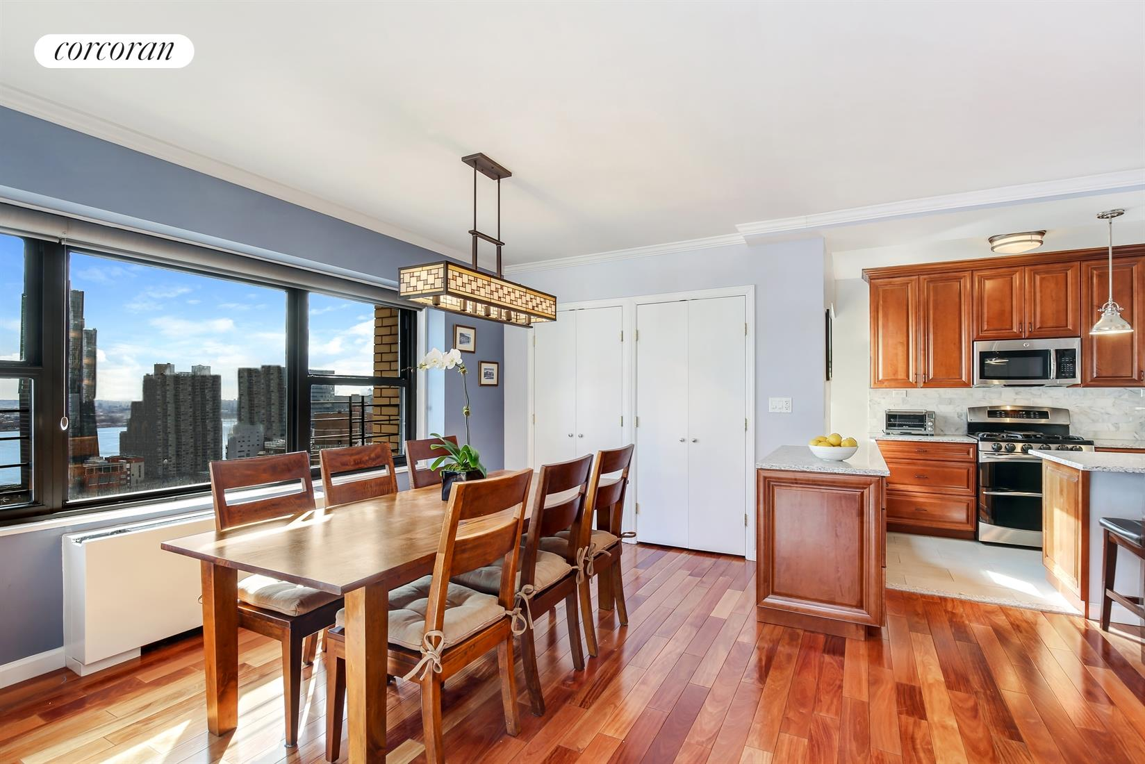 Corcoran, 160 East 38th Street, Apt  24E, Murray Hill Real