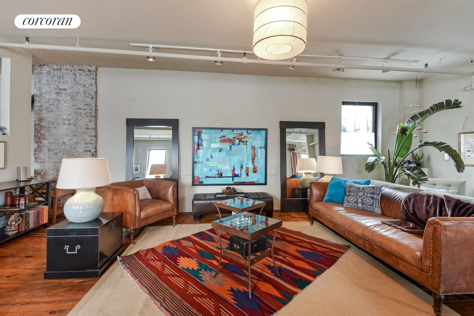Corcoran, 604 Driggs Avenue, Apt  Loft, Williamsburg Rentals