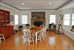 Sag Harbor, Dining Area with Fireplace