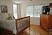 Sag Harbor, This guest bedroom has a private deck