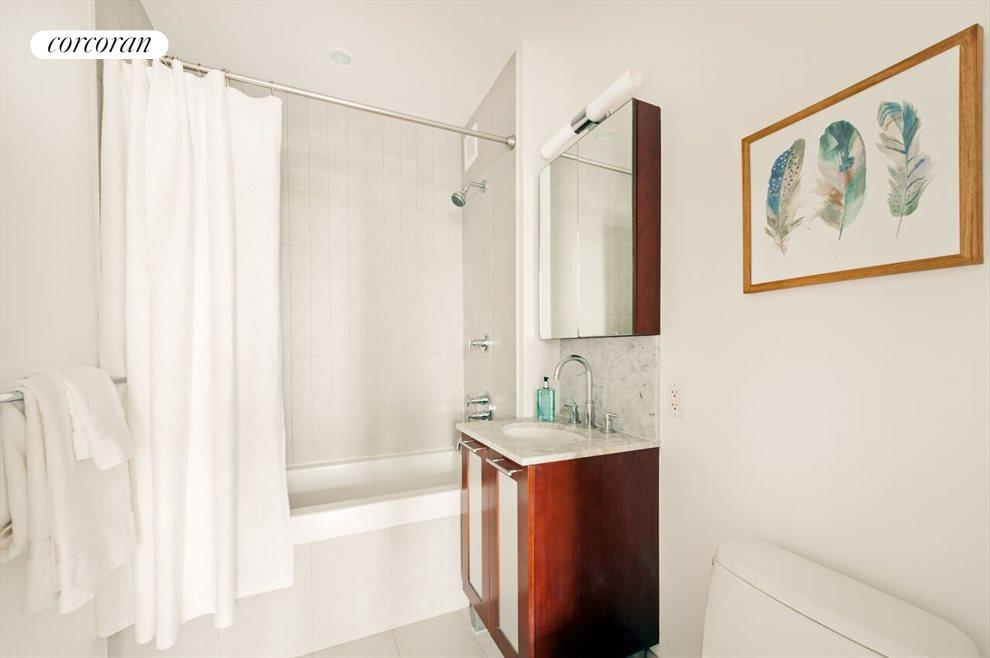 Full Second Bath