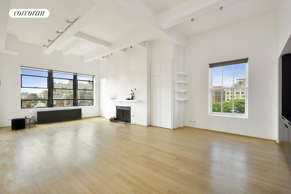 32 Morton Street, PH8A, Living Room