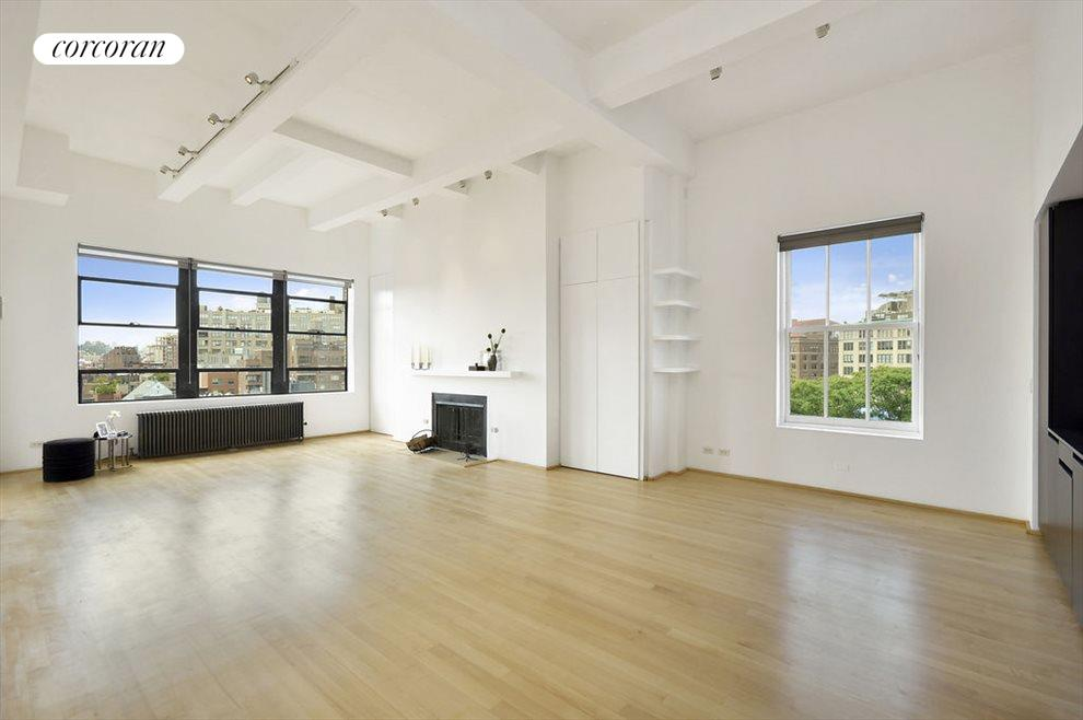 New York City Real Estate | View 32 Morton Street, #PH8A | 2 Beds, 2.5 Baths