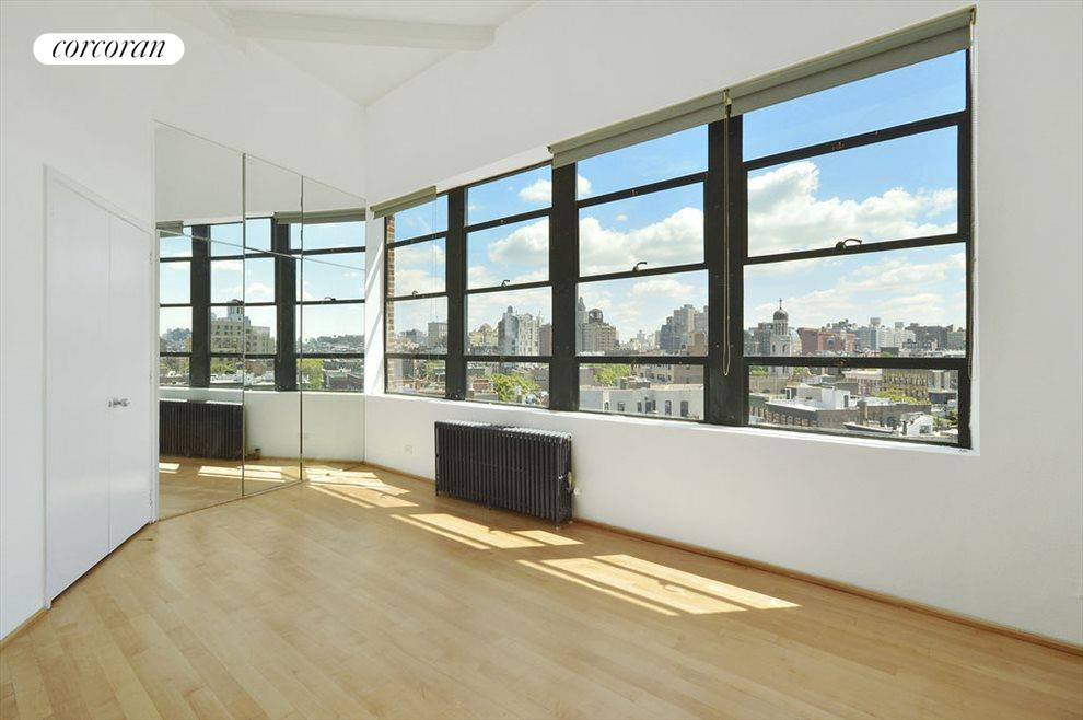 New York City Real Estate | View 32 Morton Street, #PH8A | Master Bedroom