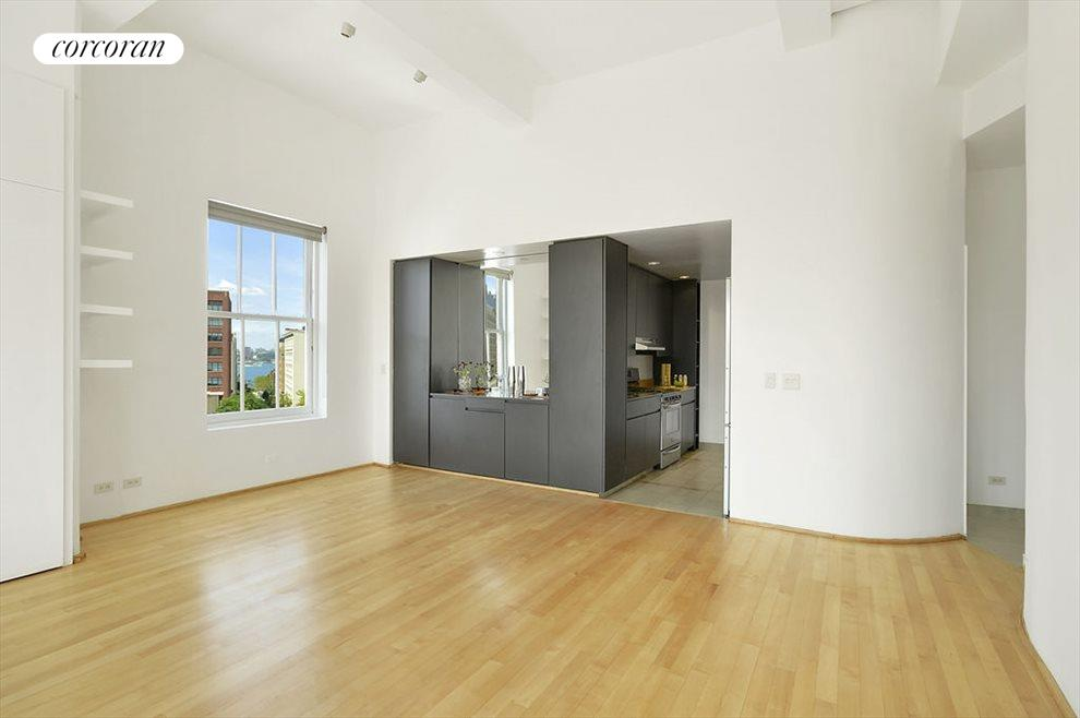New York City Real Estate | View 32 Morton Street, #PH8A | Living Room