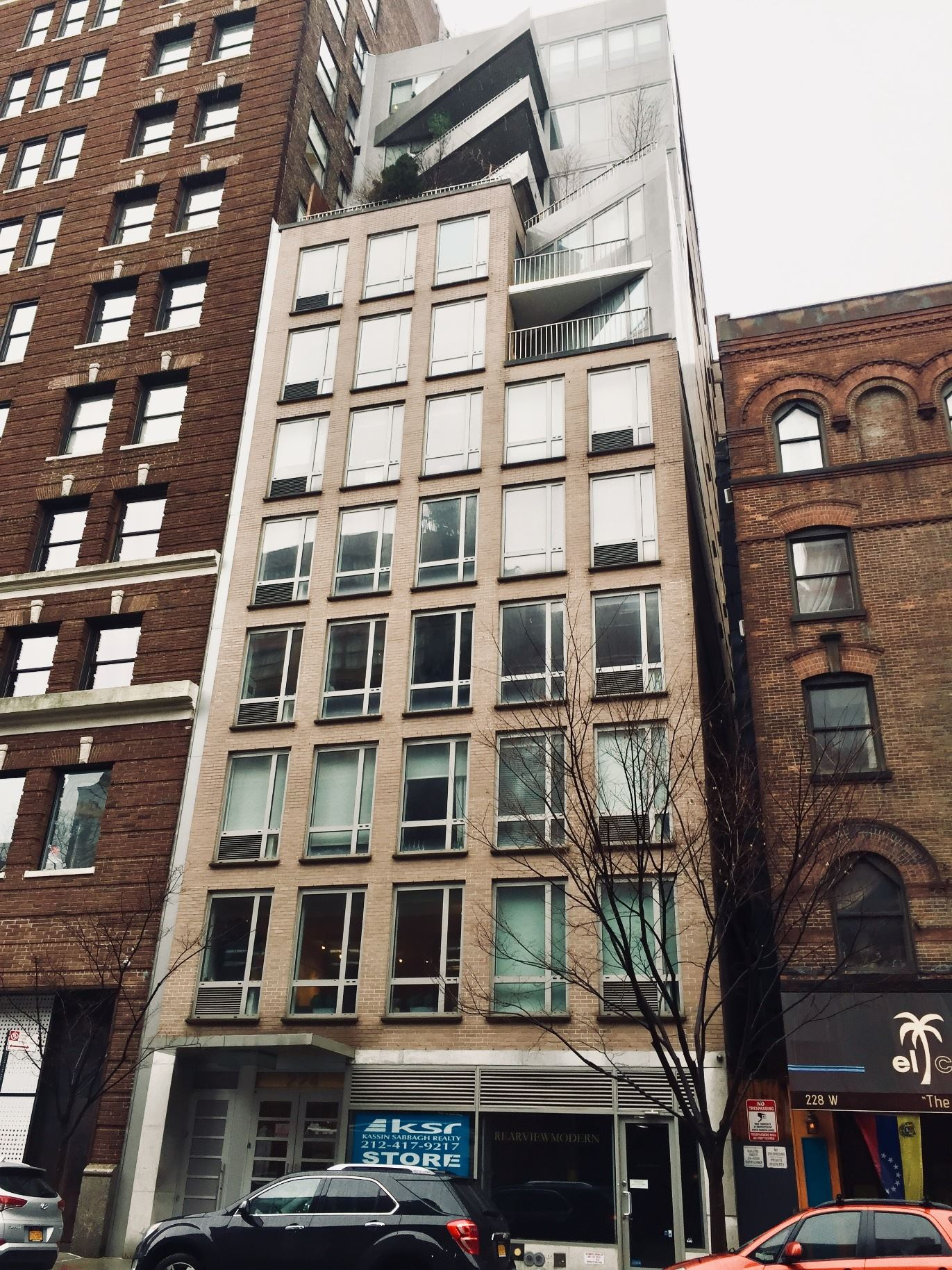 Corcoran 224 West 18th Street Apt 9a Chelsea Hudson
