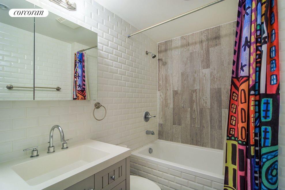 Duplex Main Bathroom