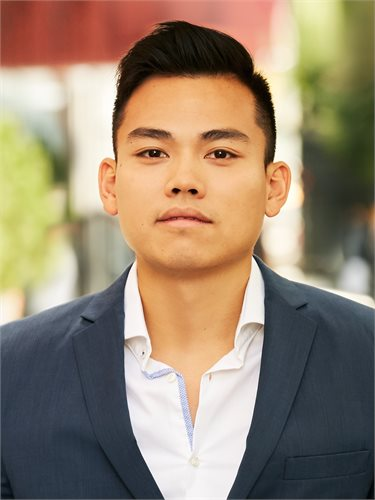 Marvin Chu, a top realtor in New York City for Corcoran, a real estate firm in Williamsburg Bedford.