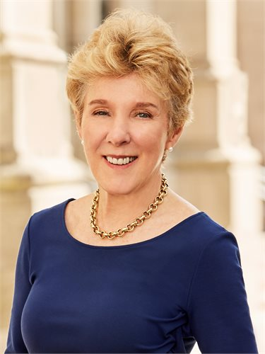 Betsy Messerschmitt, a top realtor in New York City for Corcoran, a real estate firm in East Side.