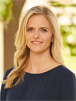 Kristina Anderson McPherson, a top real estate agent in South Florida for Corcoran, a real estate company in Palm Beach.
