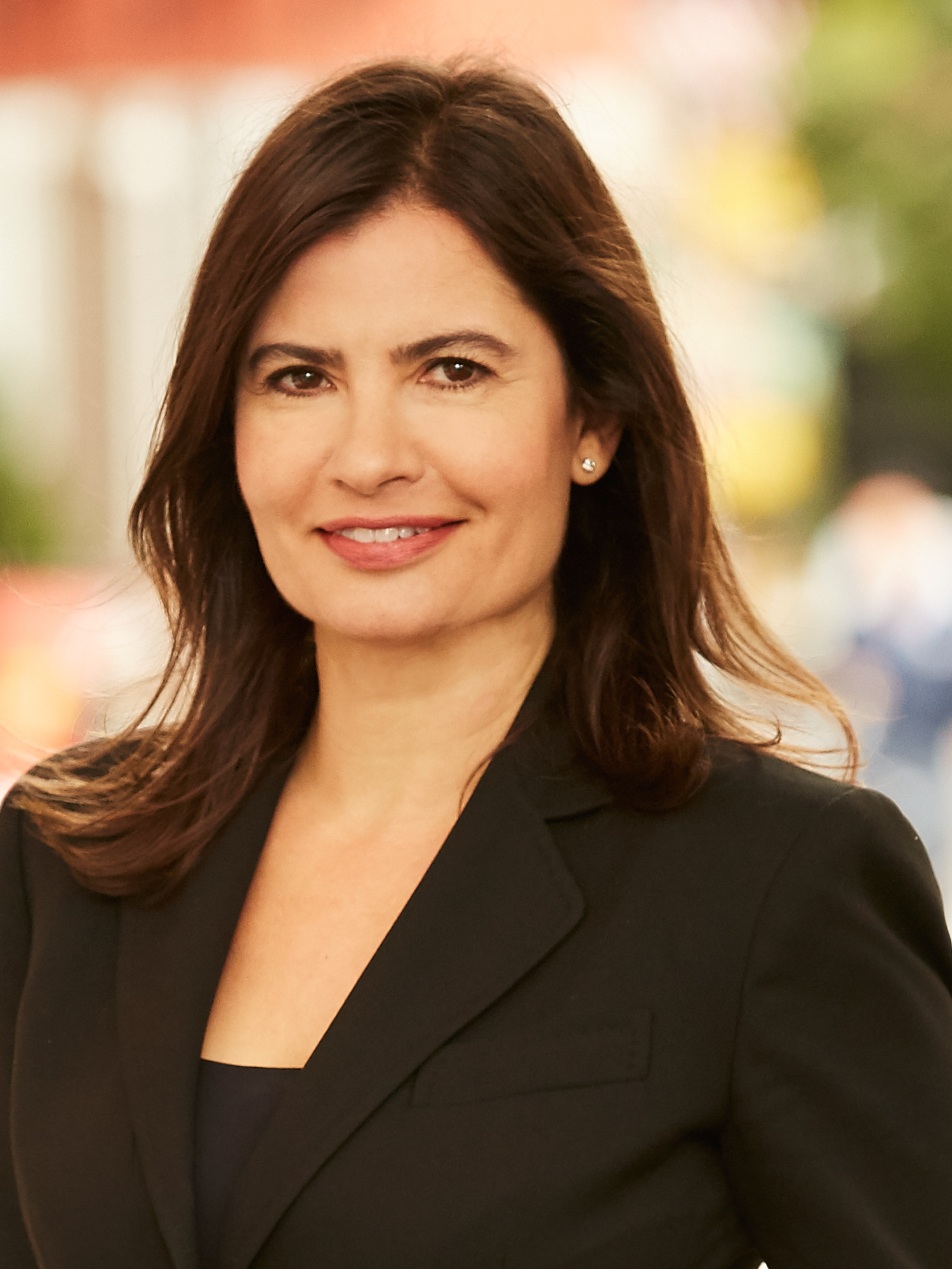 Michele Silverman, a top realtor in New York City for Corcoran, a real estate firm in Park Slope.