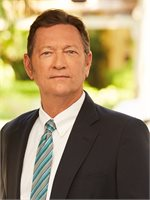 John Alford, a top real estate agent in South Florida for Corcoran, a real estate company in West Palm Beach.