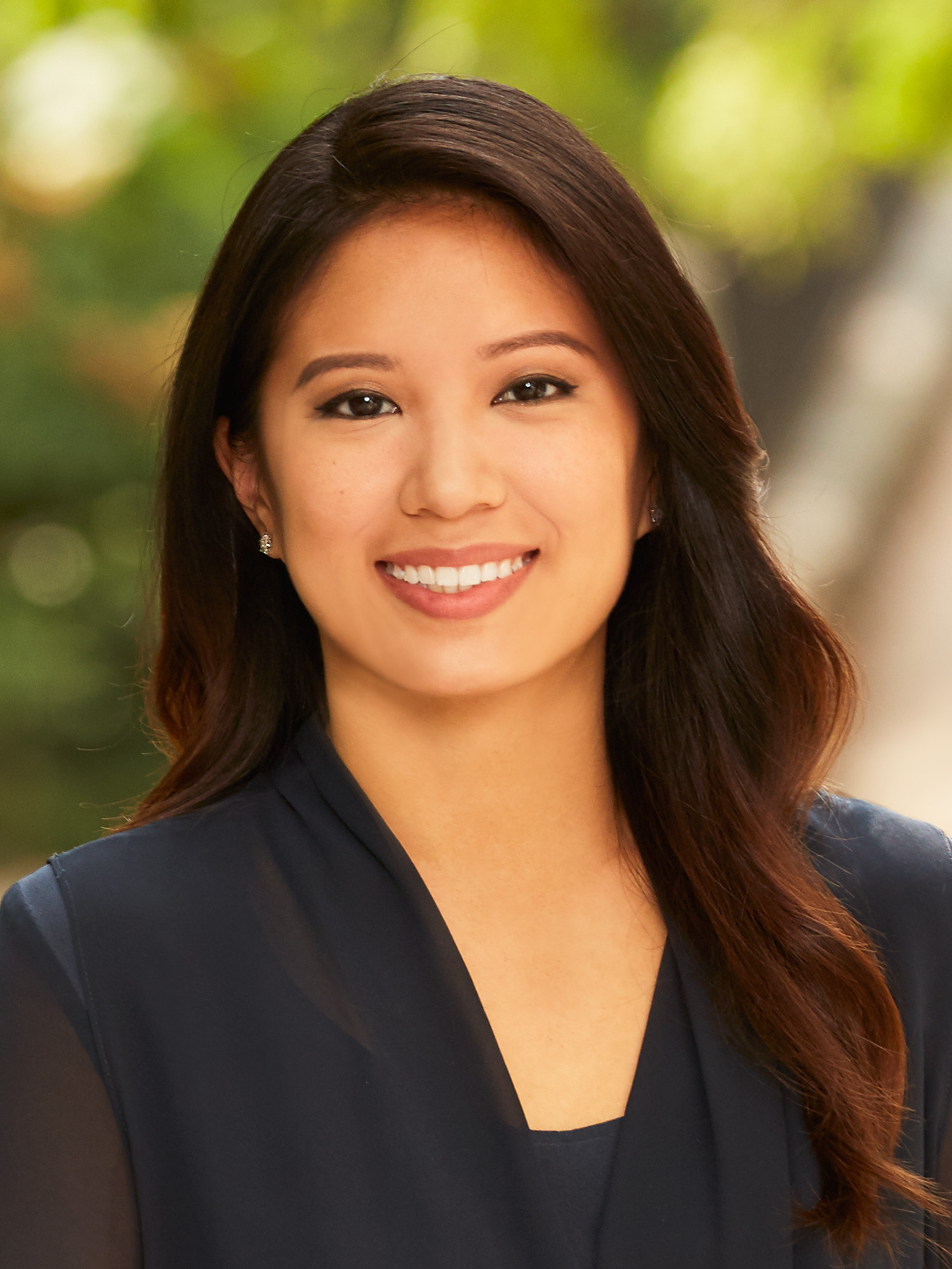 Juestina Lu, a top realtor in New York City for Corcoran, a real estate firm in West Side.