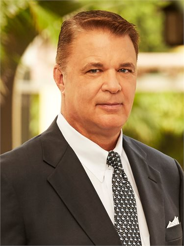Bill Yahn, a top realtor in South Florida for Corcoran, a real estate firm in Palm Beach.