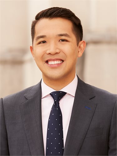 Andrew Mak, a top realtor in New York City for Corcoran, a real estate firm in West Side.