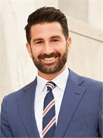 Avi Alkotzer, a top real estate agent in New York City for Corcoran, a real estate company in SoHo.