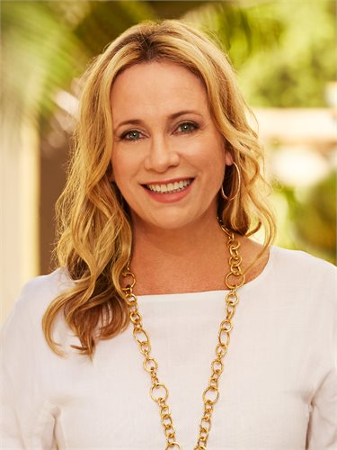 Colleen Hanson, a top realtor in South Florida for Corcoran, a real estate firm in Palm Beach.