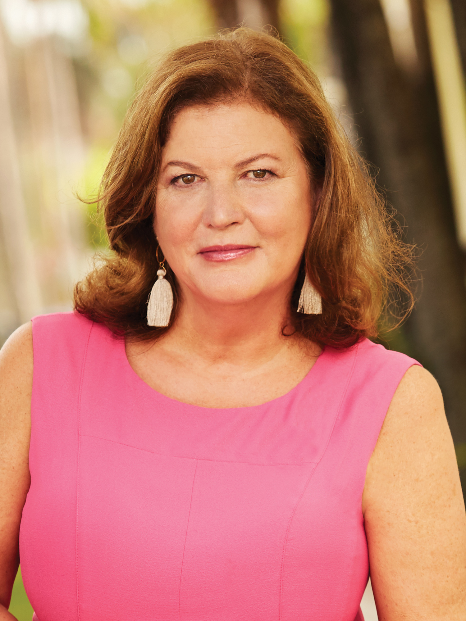 Doreen Danton, a top realtor in South Florida for Corcoran, a real estate firm in Palm Beach.
