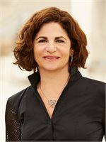 Karen Adler, a top real estate agent in New York City for Corcoran, a real estate company in West Side.
