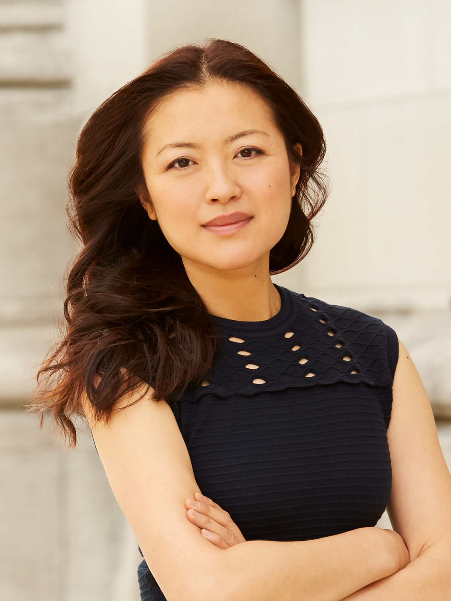 Lynn Nguyen, a top realtor in New York City for Corcoran, a real estate firm in East Side.