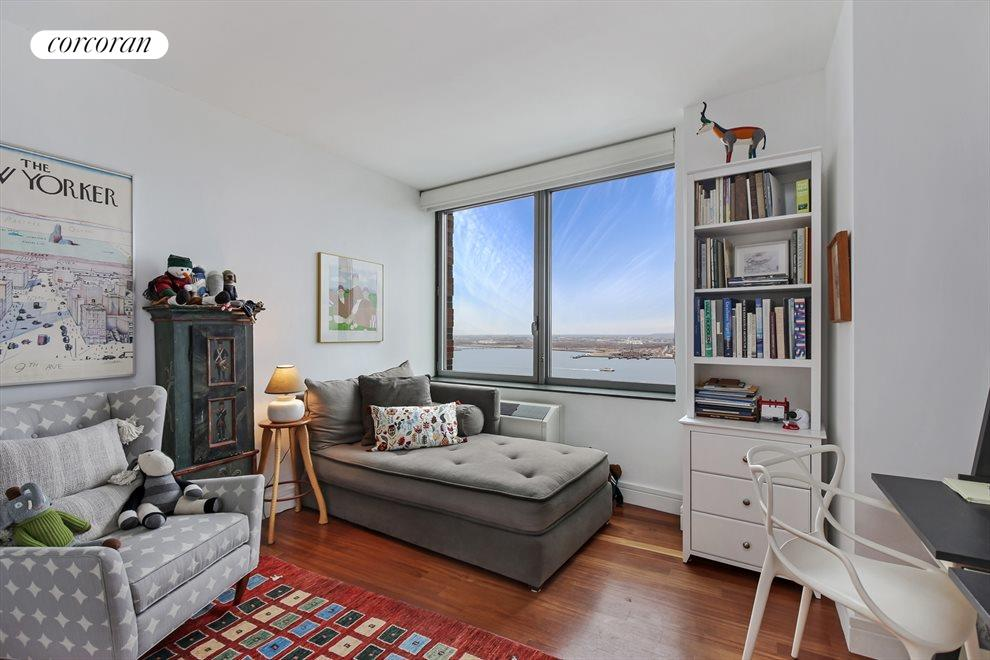 2nd Bedroom with Direct Hudson River Views