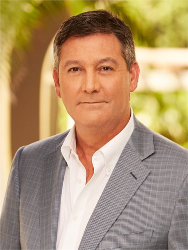 John Campbell, a top realtor in South Florida for Corcoran, a real estate firm in Palm Beach.