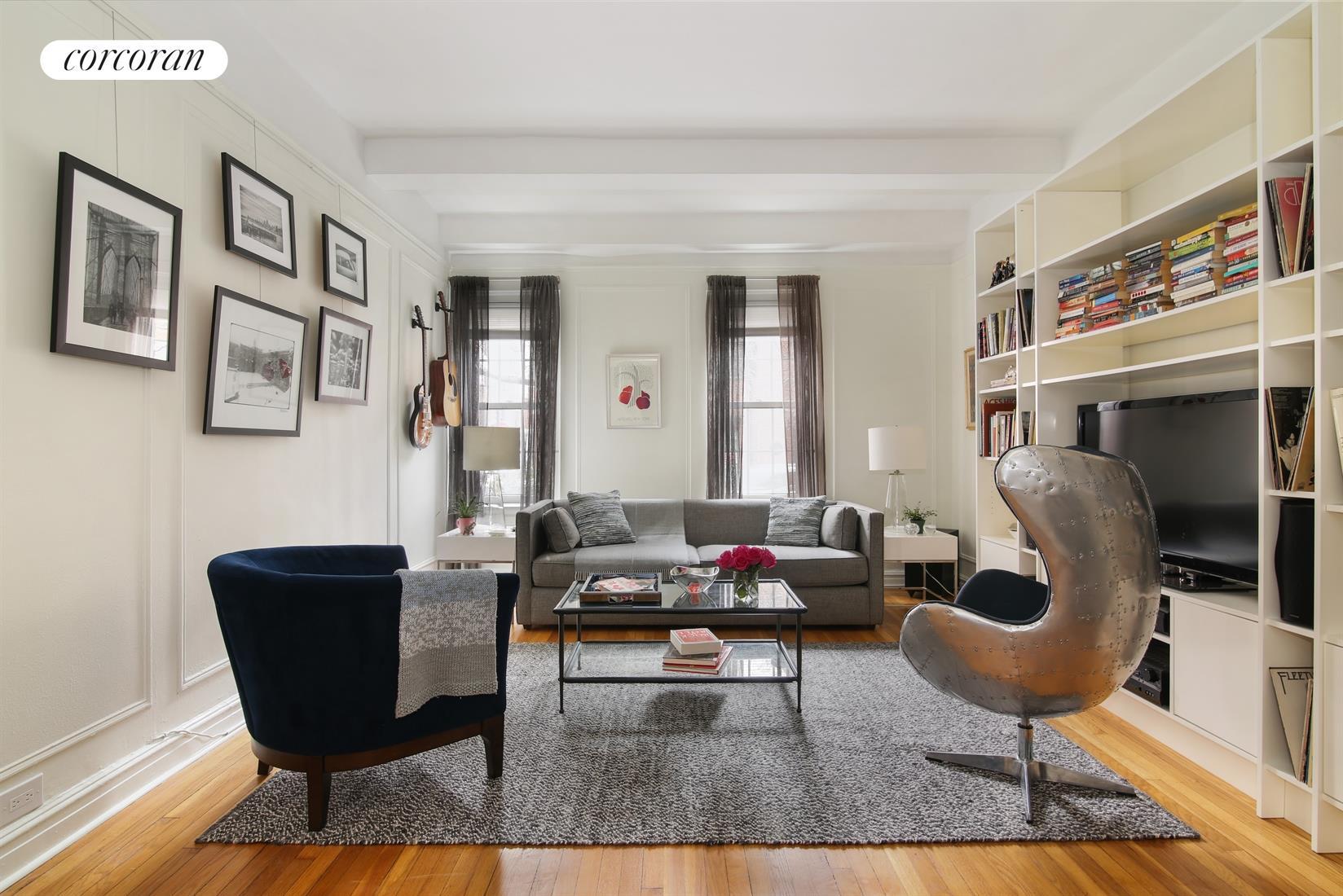 Corcoran, 155 Henry Street, Apt. 1G, Brooklyn Heights Real ...
