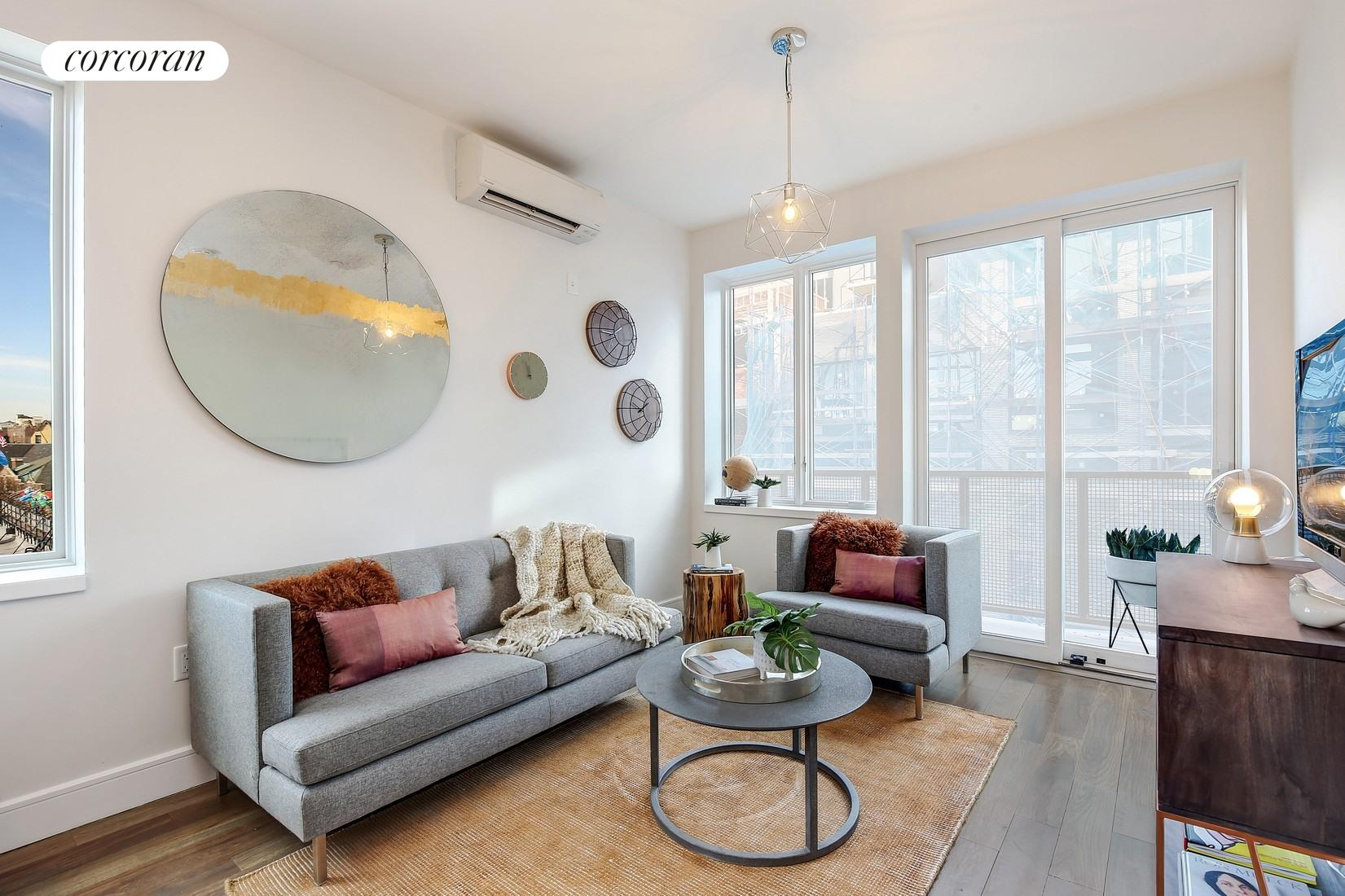 26 East 19th Street, 5A, Living Room