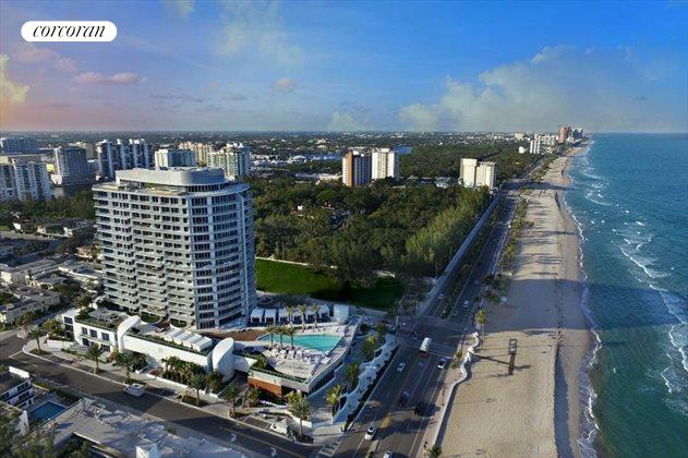 701 N Fort Lauderdale Beach Blvd #806, Ft Lauderdale