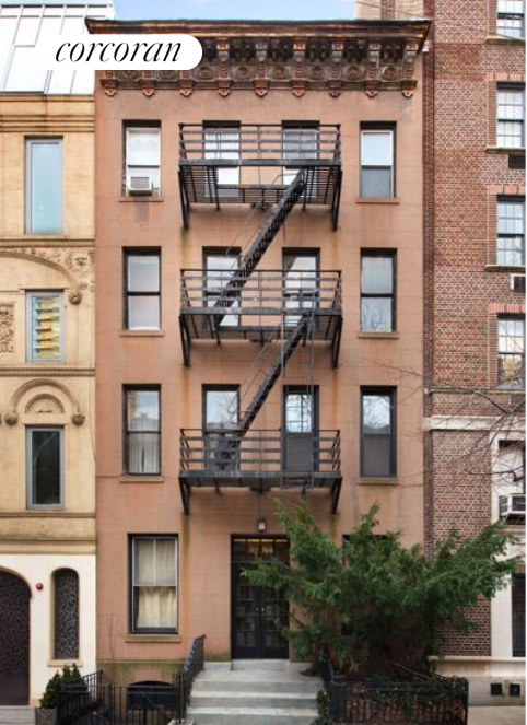 168 East 80th Street, Building Exterior