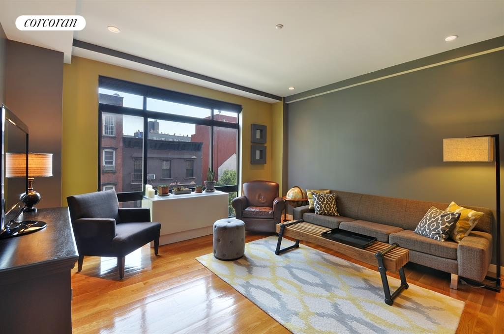 14 Hope Street, 3D, Living Room