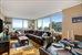 215 East 96th Street, 36C, Living Room / Dining Room