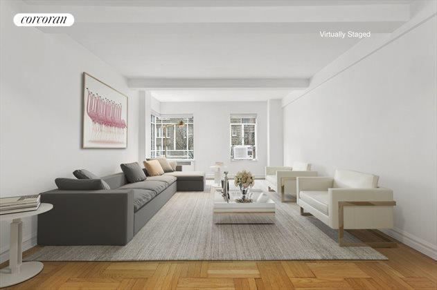 565 West End Avenue, Apt. 4A, Upper West Side