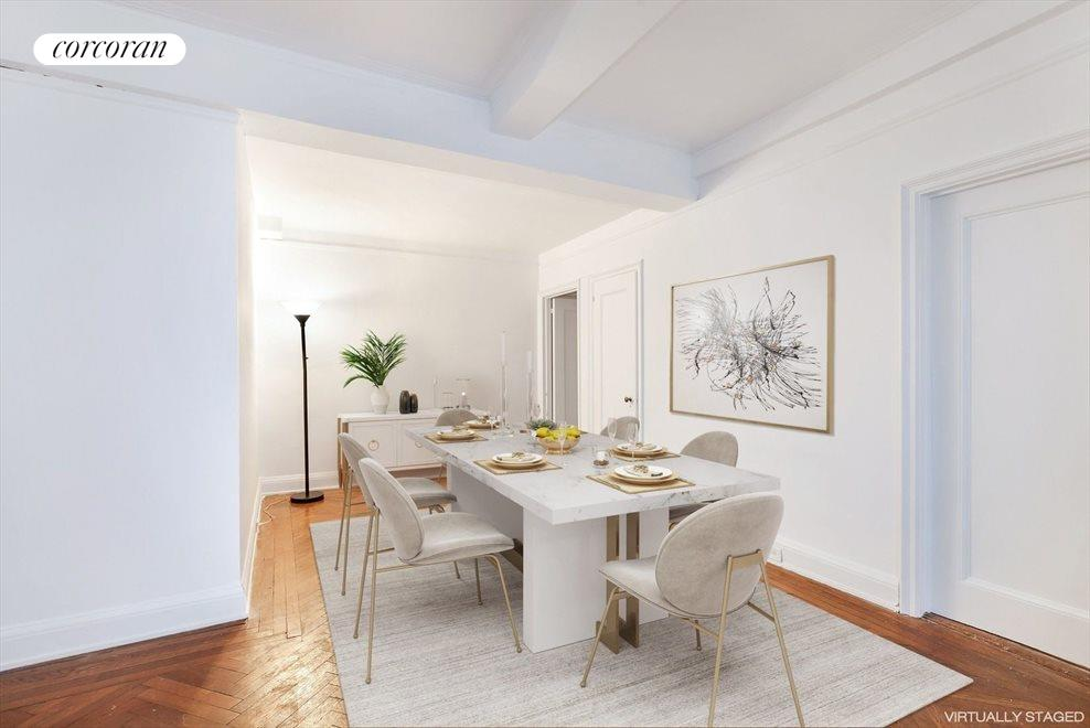New York City Real Estate | View 130 East End Avenue, #1B | room 1