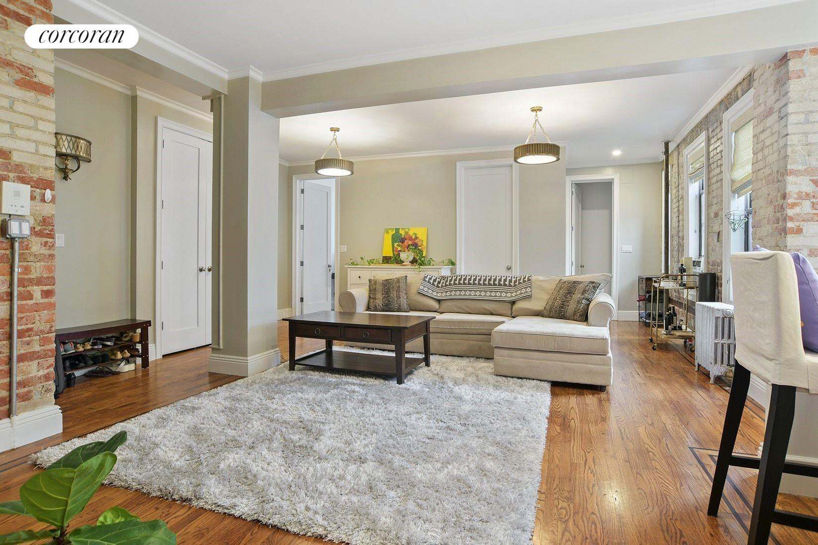 24-75 38th Street, D7/D8, Living Room