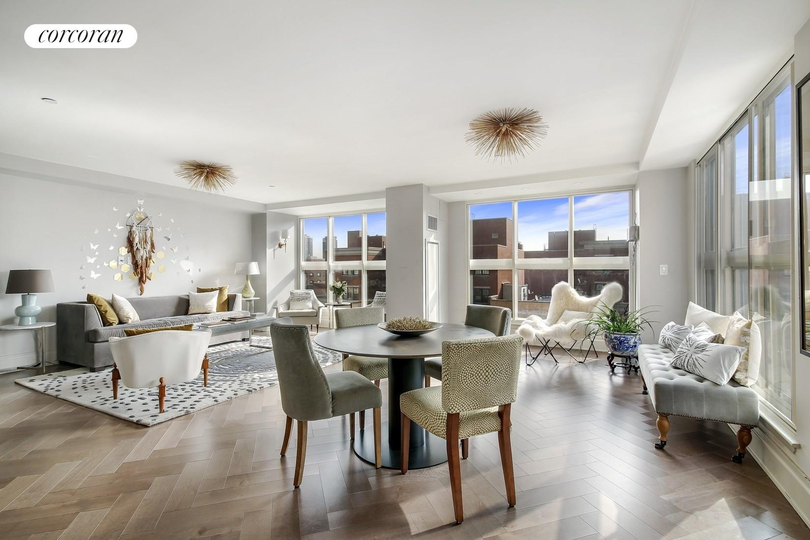 1400 Fifth Avenue, 8E, Living Room