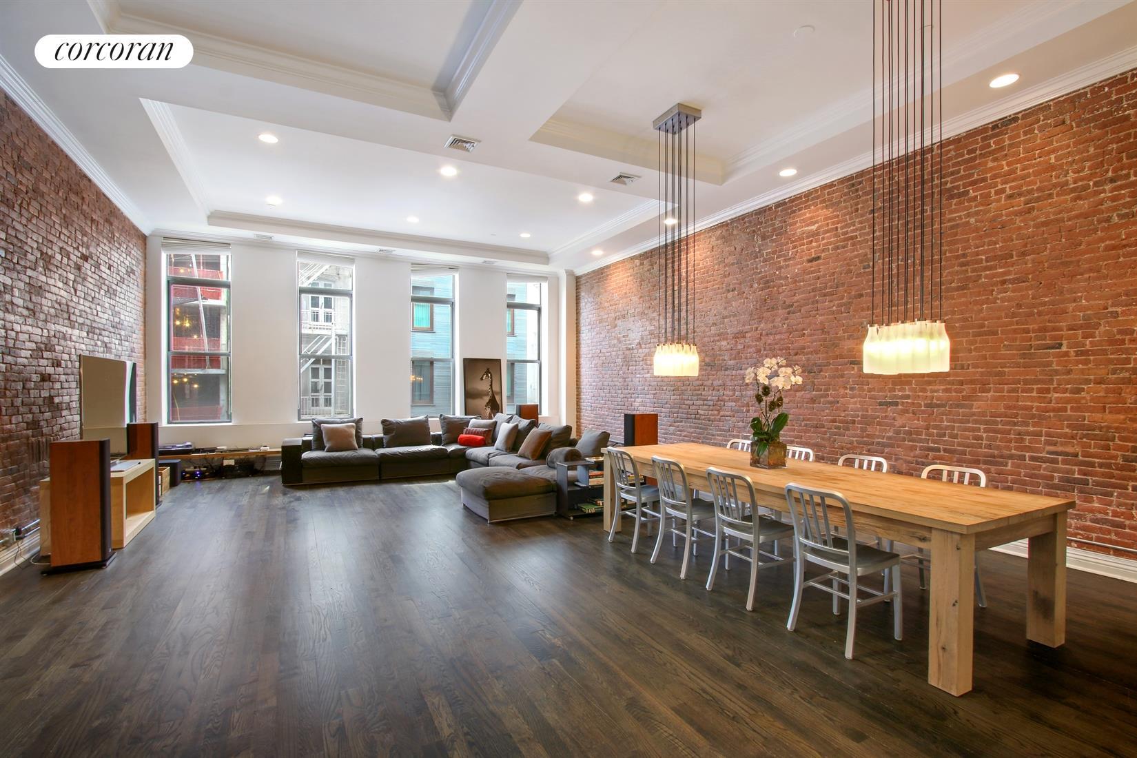 Tribeca Space Condo, 25 Murray St, 2E - TriBeCa, New York