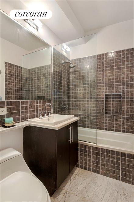 New York City Real Estate | View 221 West 148th Street, #1A | Bathroom