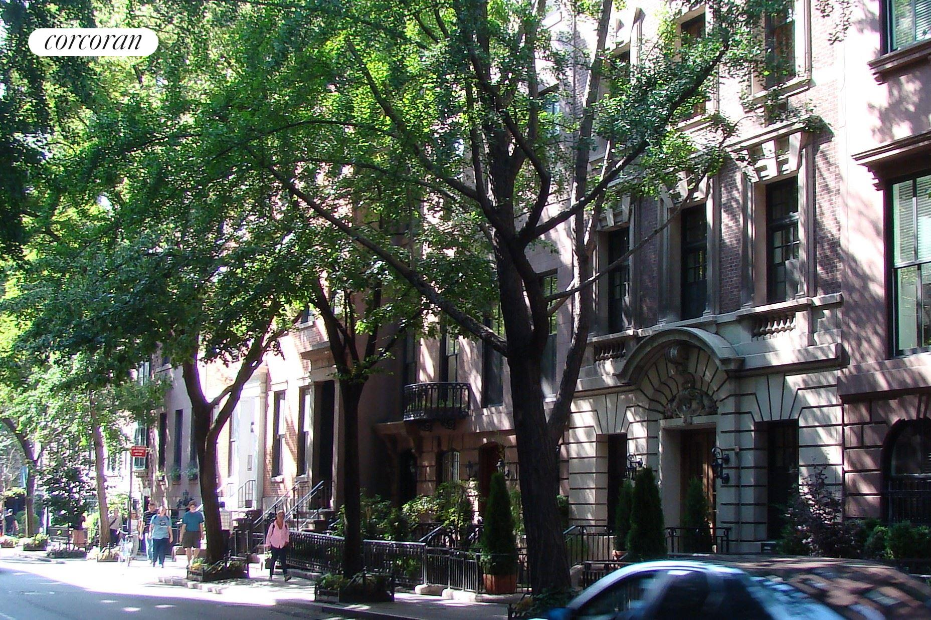60 West 9th Street, Open, Airy and Sunflooded Full Floor Parlor