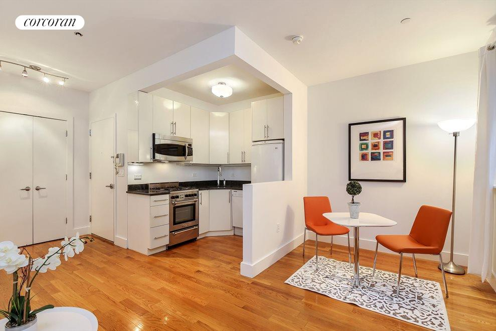 New York City Real Estate | View 221 West 148th Street, #1A | Alcove Dining