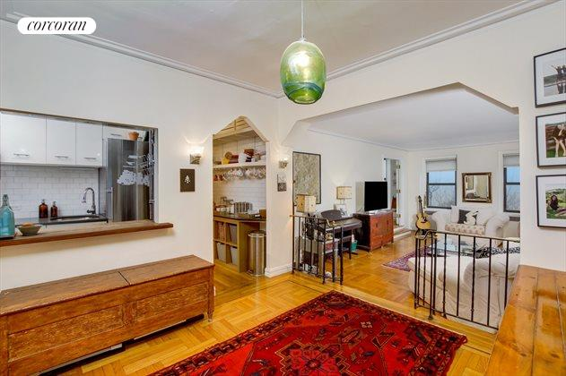 350 CABRINI BOULEVARD, Apt. 5K, Washington Heights