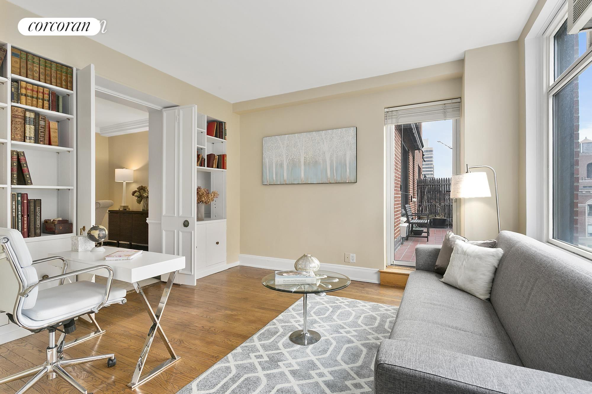 1120 Park Avenue, 16B, Living Room