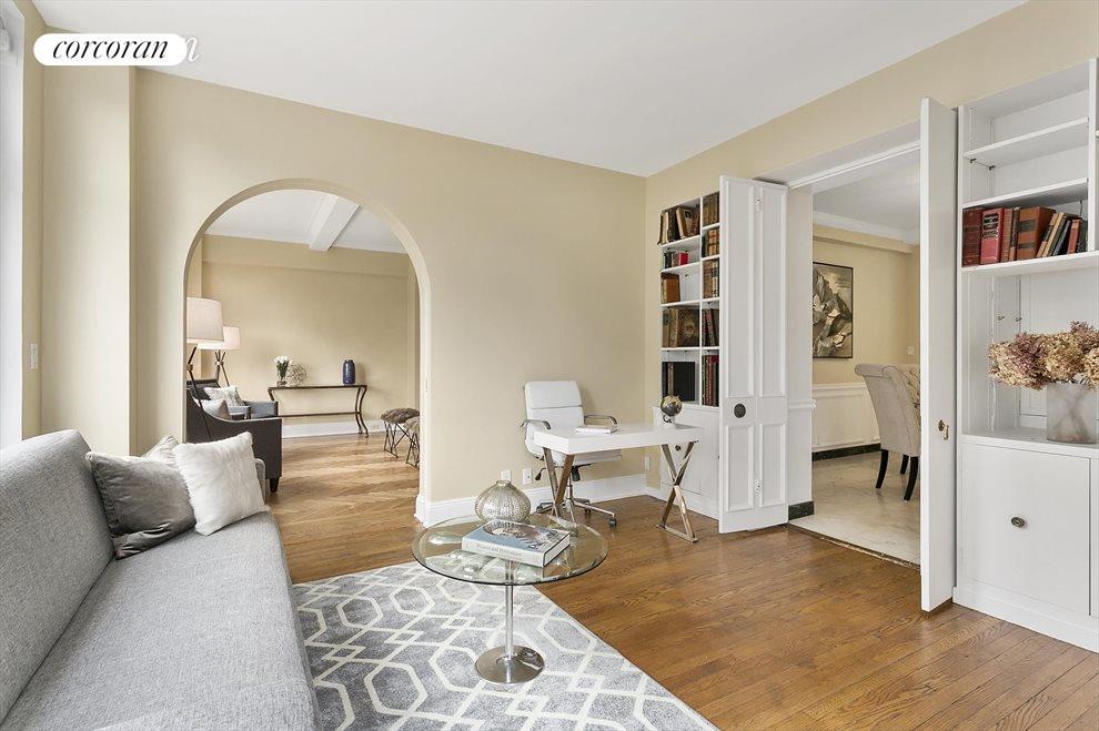 Den/Living Room/Dining Area