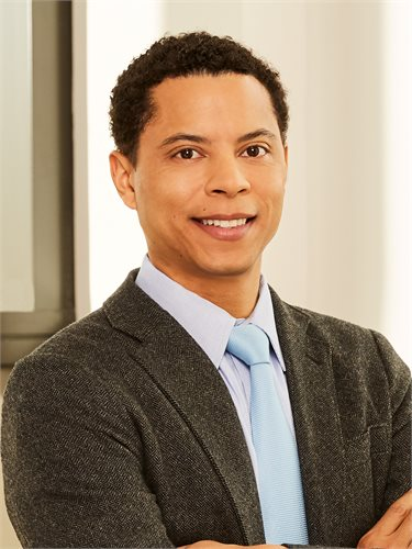 James Reed III, a top realtor in New York City for Corcoran, a real estate firm in East Side.